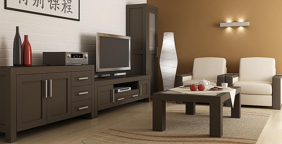 Dřevěný nábytek - kolekce Rodan