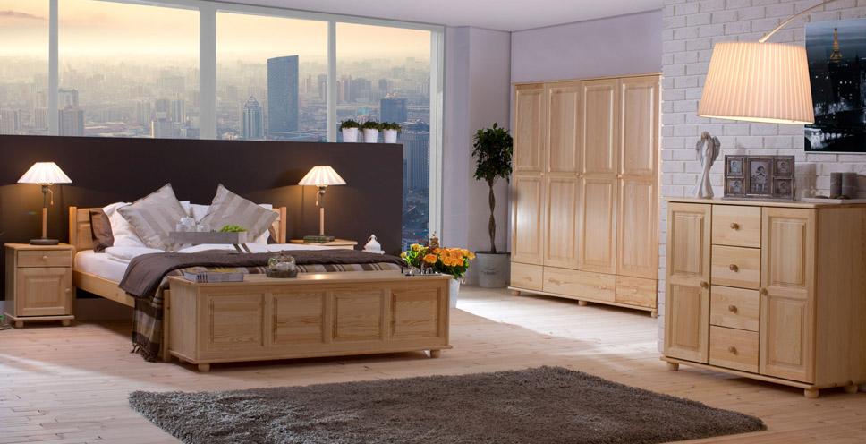 Dřevěný nábytek - Klasická kolekce