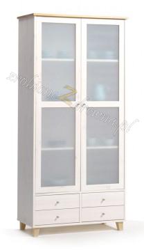 Borovicová vitrína